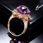 18K-Rose-Gold-Pure-Amethyst-Ring-for-Women-Anillos-De-Fine-Bizuteria-Natural-Amethyst-Gemstone-18K-1