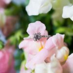 18K-Rose-Gold-Ring-Eight-Heart-Eight-Arrow-Female-Ring-for-Women-Diamond-Anillos-De-Bizuteria-3