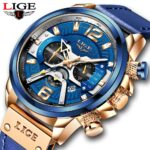 2021-LIGE-Casual-Sports-Watch-for-Men-Top-Brand-Luxury-Military-Leather-Wrist-Watches-Mens-Clocks