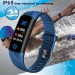 LIGE-Smart-Watch-Women-IP68-Waterproof-Sport-Bracelet-Smart-Fitness-Tracker-Blood-Pressure-Heart-Rate-Monitor-3