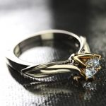 New-925-Sterling-Silver-Ring-Six-Claws-Eight-Hearts-And-Arrows-Zircon-Simulation-Moissan-Diamond-Ring-2