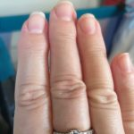18K Rose Gold Ring Eight Heart photo review