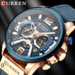 Wristwatch-Mens-CURREN-Top-Brand-Luxury-Sports-Watch-Men-Fashion-Leather-Chronograph-Watches-with-Date-for